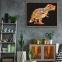 Фигурный пазл Динозавр (MD3083) 4