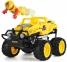 Автомобиль Crash Car на р/у Monster Smash-Ups Ти-рекс Желтый (TY5873A-1) 5