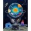 Круглый пазл Космическое путешествие Mideer (MD3082) 4