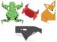Набор для оригами Животные MiDeer (MD4015) 1