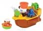 Игрушка для ванной Пиратский корабль Tomy (T71602) 0