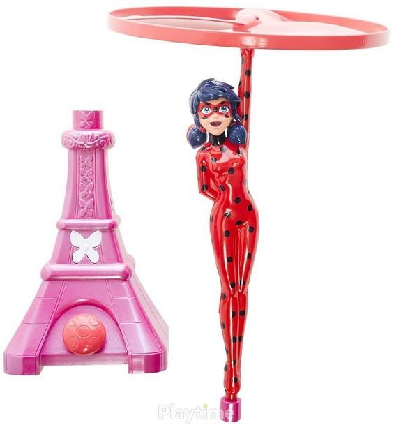 Набор Леди Баг и Супер-кот Полет над Парижем 19 см (39737)