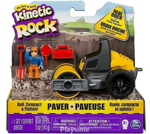Набор KINETIC ROCK PAVER серый 141г (11303)