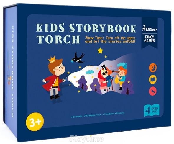 Сказочный проектор Storybook MiDeer (MD1043)