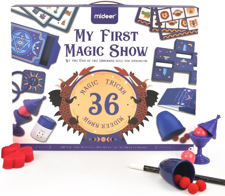 Набор фокусника Магическое шоу (MD0131)