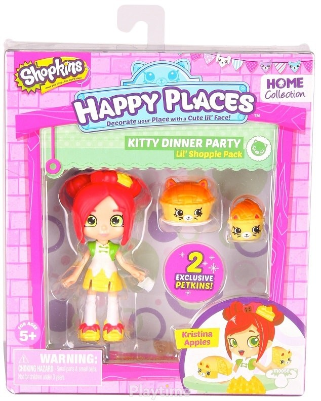 Кукла Happy Places S1 Кристина Эпплс (56410)