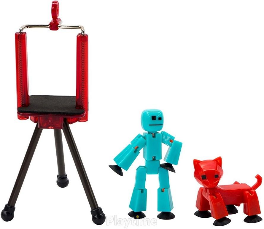 Игровой набор Stikbot S2 Pets СТУДИЯ (TST615А)