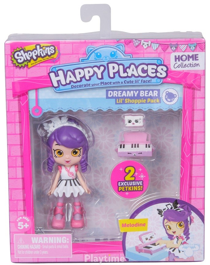 Кукла Happy Places S1 Мелодина (56322)