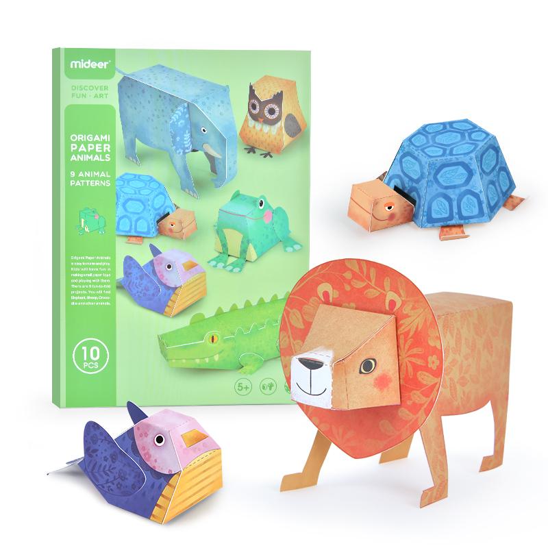 Оригами 3D Животные (MD4082)