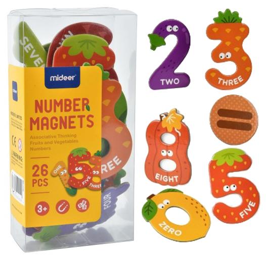 Магнитные цифры (MD2102)