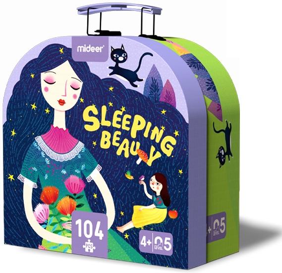 Пазл в кейсе Спящая красавица MiDeer (MD3028)