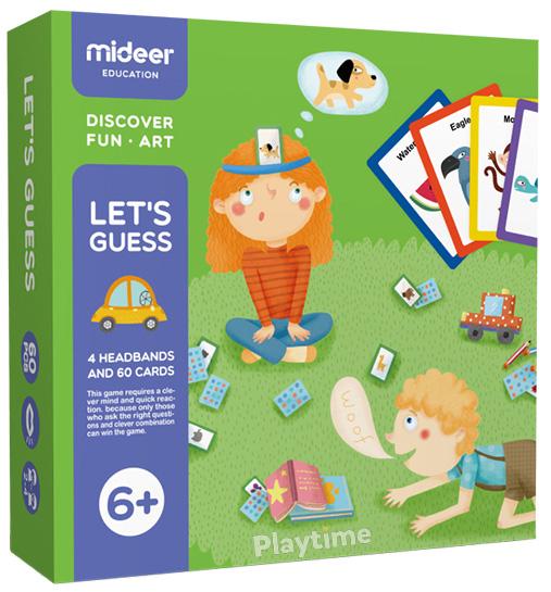 Игра «Дай угадаю!» MiDeer (MD1048)