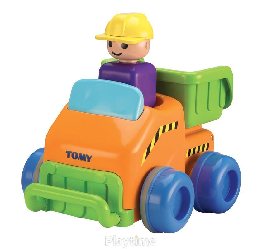 Инерционная игрушка Грузовик Tomy (1012-2)