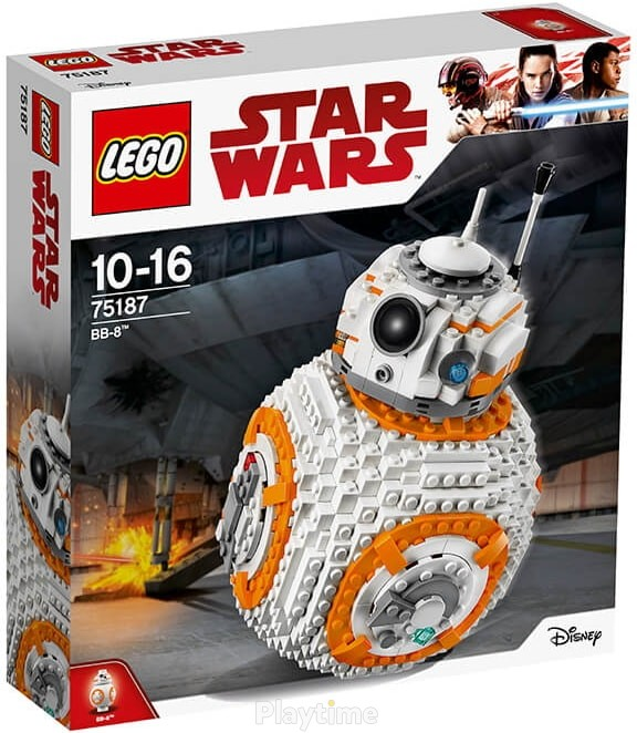 Конструктор LEGO Star Wars TM БиБи-8 (75187)