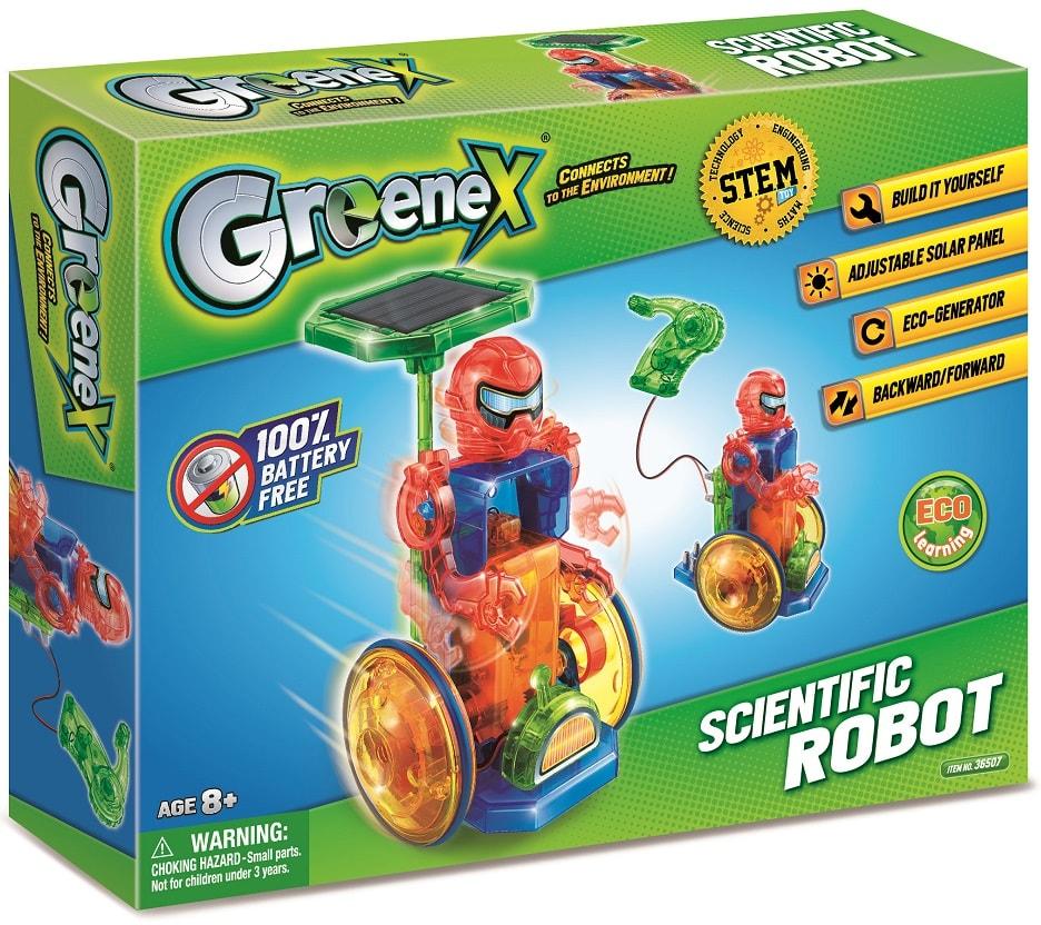 Набор Amazing Toys УЧЕНЫЙ РОБОТ серии Greenex (36507)