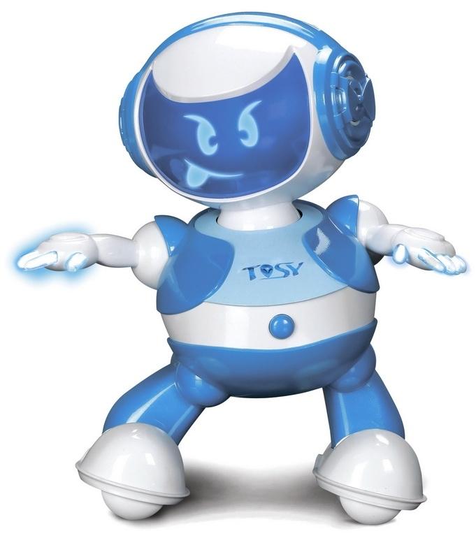 Интерактивный робот Discorobo Tosy Лукас танцует, озвучен на украинском (TDV102-U)