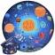 Круглый пазл Космическое путешествие Mideer (MD3082)