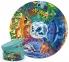 Круглый пазл В мире животных Mideer (MD3099)