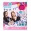 Игровой набор Pom Pom Wow ФАНТАЗИЯ, 50 помпонов, 5 цветов, аксессуары