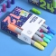 Восковые карандаши Mideer 12шт (MD4066) 1