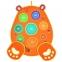 Двухсторонний дартс на липучках Медведь (MD6065) 0