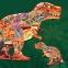 Фигурный пазл Динозавр (MD3083) 3