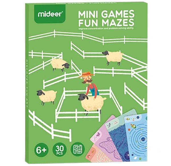 Игра Лабиринты Mideer (MD2061)