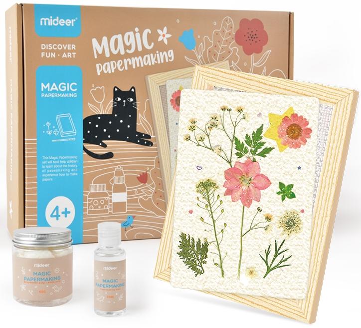 Набор Волшебное декорирование бумаги (MD4128)