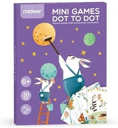 Игра Соедини точки Mideer (MD2062)