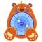 Двухсторонний дартс на липучках Медведь (MD6065)